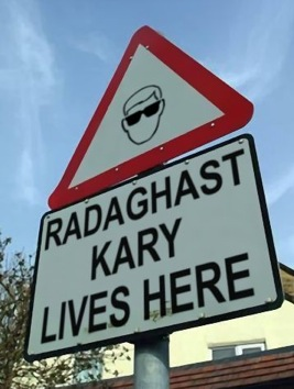 Radaghast lives here